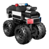 MLN TRC Monster Police Racers