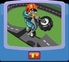 Stunt track rank 2