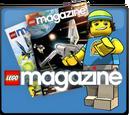 LEGO Club Magazine Module, Rank 2