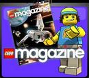 LEGO Club Magazine Module, Rank 1