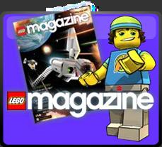 Lego Club Rank 1