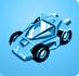 RaceCar2blue