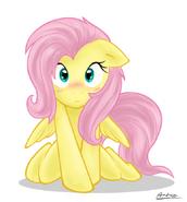Fluttershy cute color by ambris-d4eszmu