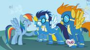 The Ticket Master Rainbow Dash's Fantasy