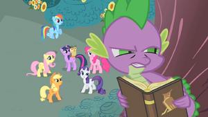 Jealous Spike