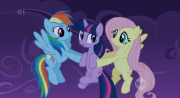 180px-Fluttershy and rainbowdash catch twilight episode 2