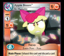Apple Bloom, Re-Markable