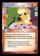 Applejack, Tree Whisperer