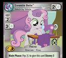 Sweetie Belle, Stitch by Stitch