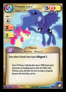 Princess Luna, Night's Steward