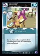 Scootaloo, Distracted Student