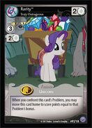 Rarity, Truly Outrageous (Premiere Promo)