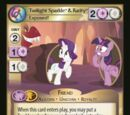 Twilight Sparkle & Rarity, Exposed!