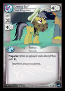 Daring Do, Well Disguised