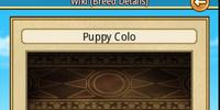 Puppy Colo