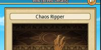 Chaos Ripper