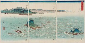 Utagawa Hiroshige (1857) Strudelsee.jpg