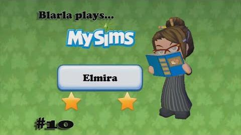 MySims (Episode 10 - Elmira)