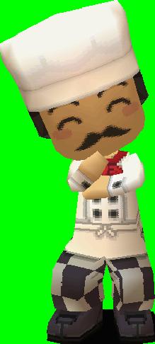 Chef Gino-DS