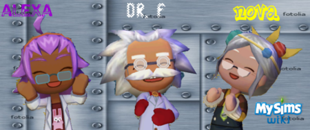 Scientist Poll Banner