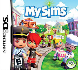 MySimsDS