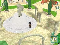 Tag Statue
