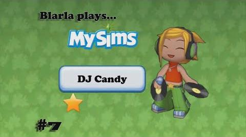 MySims (Episode 7 - DJ Candy)