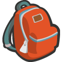 Backpack-menu