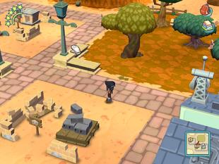 Desert Neighborhood