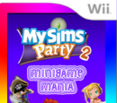 MySims Party 2: Minigame Mania