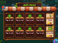 Market slots