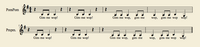 Sheetmusic PomPom Shugabush1