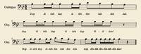 Sheetmusic Oaktopus Continent2