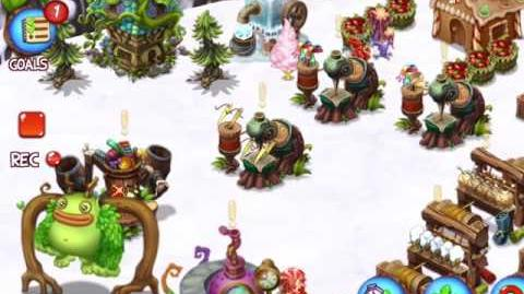 My Singing Monsters Dawn of Fire - 1.11
