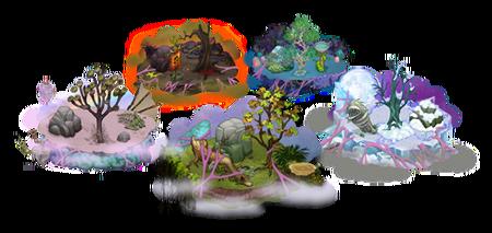 Mirror-Islands