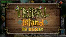 Tribal hidden message