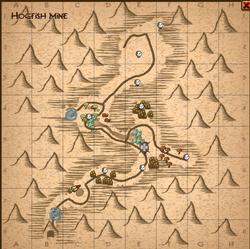 Hogfish mine