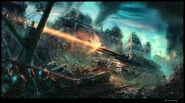 Battle field by moonworker1-d3jxmrw