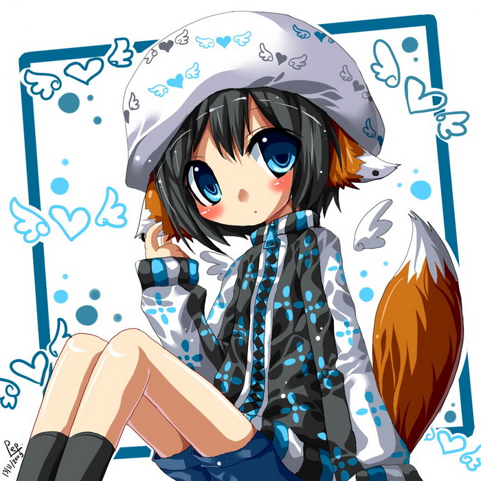 Kawaii-Fox-Girl-kawaii-anime-34168692-700-700
