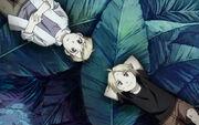 Fullmetal Alchemist Ed and Al by battyBoy9