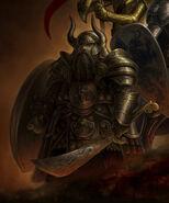 Heroes dwarf design by goldendaniel-d574zrt