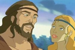 Hercules and the Golden Apples 4