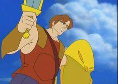 Bellerophon and Pegasus 3