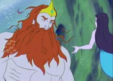 Poseidon mythic 4