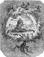 The Ash Yggdrasil by Friedrich Wilhelm Heine