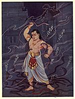 File:150px-Child bhima fight with Nagas.jpg