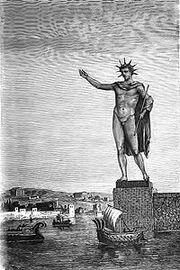 200px-Colosse de Rhodes (Barclay)