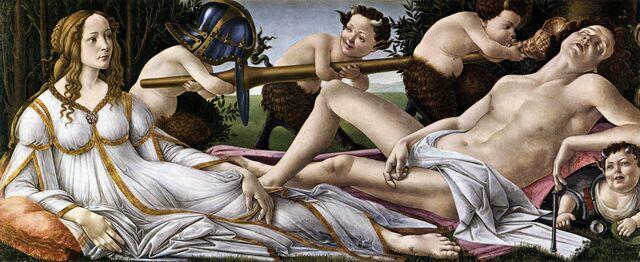 File:Venus and Mars Botticelli1483.jpg