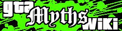 Gta myths Wiki Wordmark
