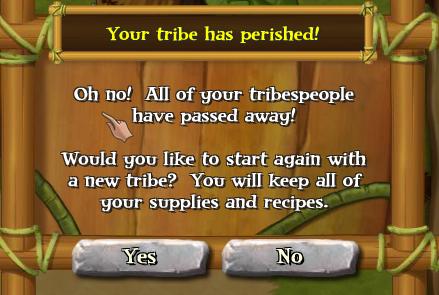 Tribedead